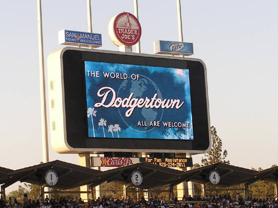 Welcome to Dodgertown
